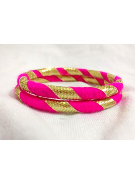 rani woolen thread bangles
