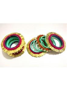designer work bangles