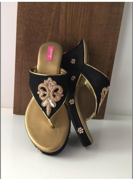 black women footwear
