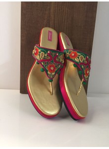 green and rani bridal women footwear