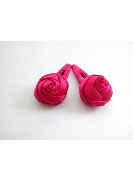 Rani rose hair pin
