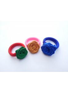 Trio 17 of hair ring