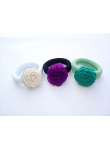 Trio 14 of hair ring