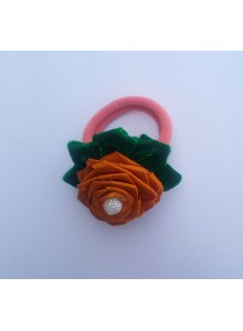 Multi Color Hair Ring