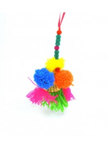 multi color lumba rakhi