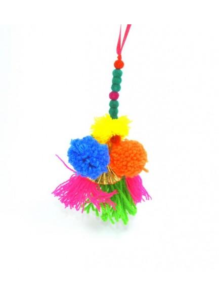 multi color lumba rakhi