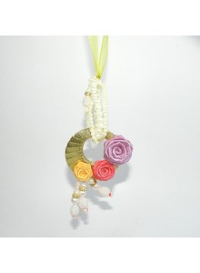 multi rose color lumba rakhi