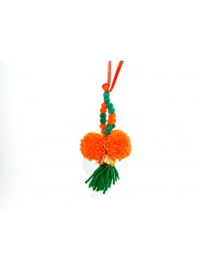 orange lumba rakhi