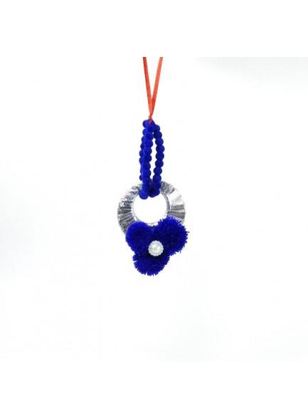 blue lumba bhabhi rakhi