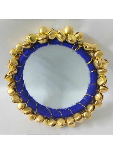 blue designer bangles
